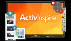ACTIVPANEL NICKEL 86″ 4K TFT LCD